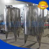Tank van de Opslag van het Water van het roestvrij staal de Standaard voor Hygiënisch