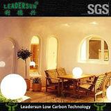 바 점화 PE 플라스틱 LED 공 Gardern 가벼운 가구 (Ldx-B11)