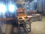 Bloc concret creux faisant la machine \ machine de brique