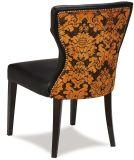 熱い販売のレストランのカーブのクッションのアルミニウム宴会の椅子