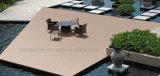 공장 직매 단단한 방수 나무 및 플라스틱 합성물 WPC Decking 합판 제품 마루