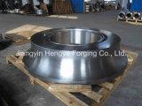 熱い造られたステンレス鋼の高圧異常のフランジ