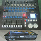 Controlador claro do estágio DMX do console DMX 512 do disco do USB DJ