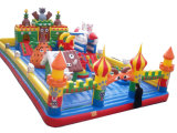 Giungla Bears Inflatable Slide da vendere (FLTO)