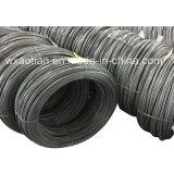 Negro alambre drenado en frío SAE1006 para hacer sujetadores