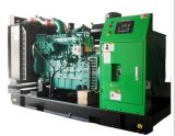 Prix diesel ouvert silencieux de générateur de Cummins 250kw de pouvoir initial