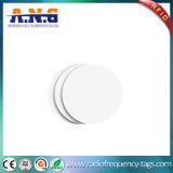 A forma 125kHz duro da moeda Waterproof Tag de RFID
