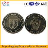 卸し売りカスタム記念品の金属の挑戦硬貨