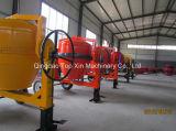 De hete Verkopende Concrete Mixer van 350 Liter van de Machines van de Bouw Beweegbare