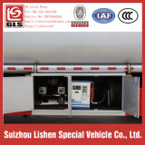 Sale Fuel Vehicle Mobile Oil Station를 위한 6*2 Auman Fuel Delivery Capacity 20000L Oil Tanker Truck