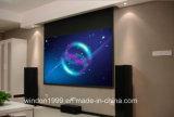 """"""" 4:3 100 elektrischer Selbstprojektor-Projektions-Bildschirm 80X60 mit Fernsteuerungs motorisiert"""