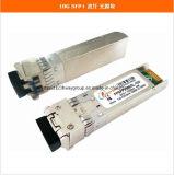 SM, fibre duelle, 10-120km, 1.25g émetteur récepteur optique, module optique du gigabit SFP