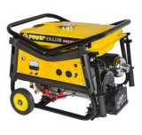 力Value Taizhou Hot Sale Portable Gasoline Generator 2500 2kw 5.5HP 168f-1