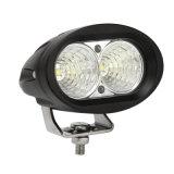 高品質LED車は4証明されるフォークリフトのクリー族のLEDsによって装備されているセリウムRoHSのためのインチ20Wの点の洪水LED作業ライトをつける