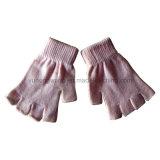 Luvas/Mittens mágicos mornos acrílicos feitos malha promoção da tela de toque
