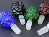 Heißes Verkaufs-Glas-rauchende Zubehör für die Glaspfeifen bunt