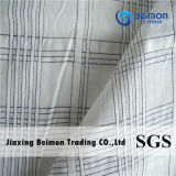19mm Silk Cotton Satin Check