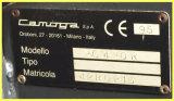 Recondicionado Itália Camoga Band Knife Leather Splitting Machine (C420R)