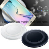 Sale quente Wireless Charger Qi Wireless Charger para Samsung S6