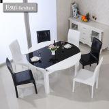 Vidro Tempered e tabela de jantar de venda quente ajustados (CZ006B#)