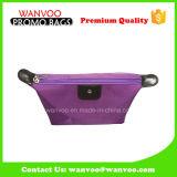 Type en nylon imperméable à l'eau sac cosmétique rouge de matériau et de sac de mode