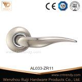 Traitement en aluminium confortable de Rose de porte pour la salle à manger (AL033-ZR11)