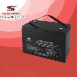 Глубокая батарея телекоммуникаций батареи UPS батареи Ml6-220 цикла (6V220AH)