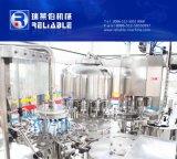 Máquina de enchimento plástica pequena automática da água de frasco