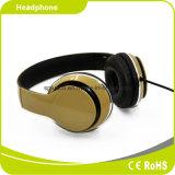 Colorido diseño de alta calidad de alta fidelidad auriculares estéreo