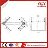 Il Ce professionale del rifornimento della fabbrica di Gl-3.2-2e ha approvato il doppio elevatore dell'automobile dei cilindri idraulici
