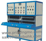 Máquina de pressão hidráulica estável do aquecimento da parte superior de sapatas de Kpu da manufatura