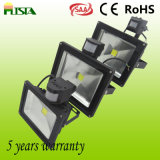 CER RoHS Approved LED Sensor Floodlight mit Infrared Ray Induction (ST-PLS-P05-20W)