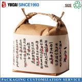 2.5 Kilogramm, 5 Kilogramm Rice Bags Paper Cartons Fertilizer Bags Zhongzidai Packaging von Agricultural Products