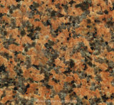 Дешевое Maple Red Granite Slab для Decoration/Component/Countertop
