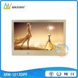 Media Player-Video-Schleife des super dünne goldene Farben-Aluminiumspant-10.1 ''