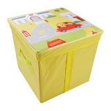 Le stockage pliable multifonctionnel d'ami d'enfants de bébé reposent la boîte (GSA9272)