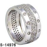 De nieuwe Ring van de Juwelen van de Manier van het Ontwerp Echte Zilveren