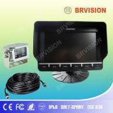 7 '' sistema impermeable del Rearview del monitor del panel TFT LCD de la pulgada