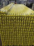 Colore giallo del registro dell'armatura del sistema di Ringlock verniciato/alta qualità rivestita della polvere