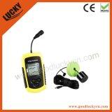 ソナーの携帯用魚のファインダー、電気釣り道具(FF1108-1)
