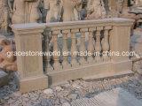 Balaustres y barandillas de piedra (GS-BL-001)