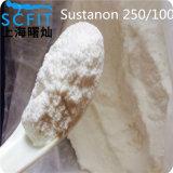 [سوستنون250] عضلة بناية سترويد أبيض مسحوق