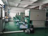 El PLC controla vacío plástico BOPS, de las CADERAS, del picosegundo, del PVC y del animal doméstico que forma la máquina