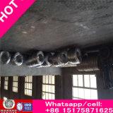 Alambre de acero galvanizado cinc rico Q195 brillante del alambre Manufactur