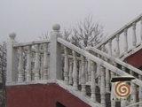 Естественный каменный Baluster гранита с поручнем Railing