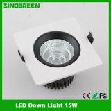 O diodo emissor de luz quente da alta qualidade ilumina-se para baixo