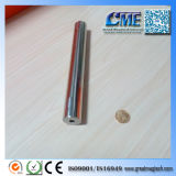 Bar magnetico, Bar Magnets con 10000 Gauss con Nut