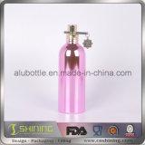 100ml de UVFles van het Aluminium van de Nevel van de Deklaag Kosmetische
