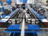 Tubo acanalado del conducto del manguito del plástico flexible que hace la máquina