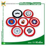 Оптовый мобильный телефон Qi Wireless Charger для iPhone для Samsung